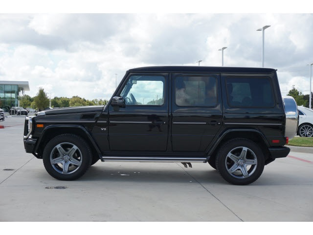Certified Pre-Owned 2016 Mercedes-Benz G-Class G 550