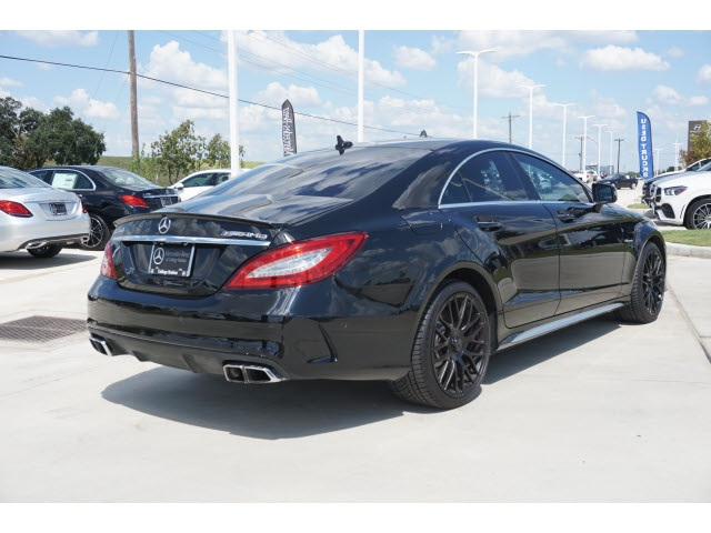 Pre-Owned 2015 Mercedes-Benz CLS CLS 63 S AMG®